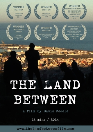 POSTER THE LAND BETWEEN HIGH